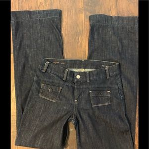 Citizens of humanity jeans size 26 wide leg
